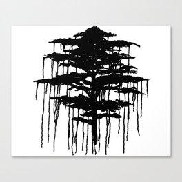 Retinal Burn #2 Canvas Print