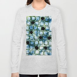 Space Window Long Sleeve T-shirt