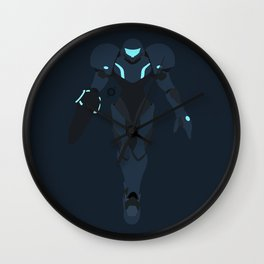 Samus(Smash)Dark Samus Wall Clock