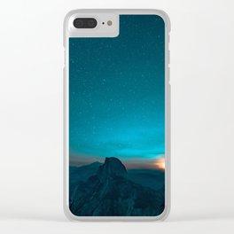 Yosemite National Park #buyart Clear iPhone Case