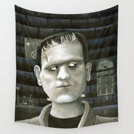 The Monster Wall Tapestry