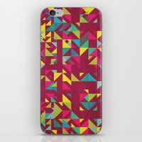 chaos iPhone & iPod Skins featuring Chaos by Arcturus