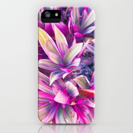 and they were all pink iPhone Case