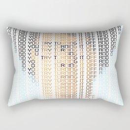 The IT Crowd Rectangular Pillow