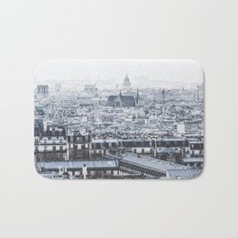 Rooftops - Architecture, Photography Bath Mat