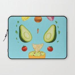 Avocado Mandala Laptop Sleeve
