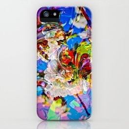 Abstract Perfection 14  Spring iPhone Case