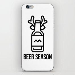 Beer Season iPhone Skin