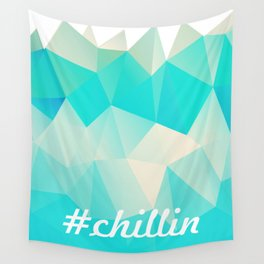 Chillin Wall Tapestry
