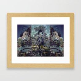 Once Upon A Time in Tokyo V Framed Art Print