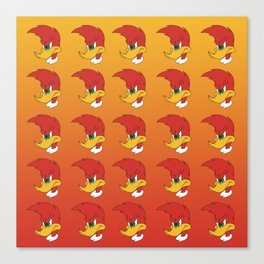 WOODY WOODPECKER Canvas Print
