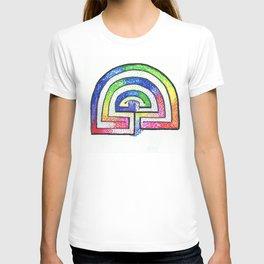 Labyrinthine life T-shirt