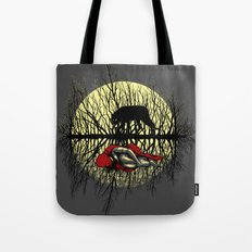 Haunting Dreams Tote Bag