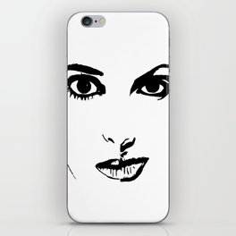Angie/Winona iPhone Skin