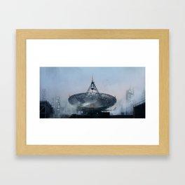 9131 Framed Art Print