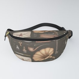 A Sophisticated Assemblage Fanny Pack