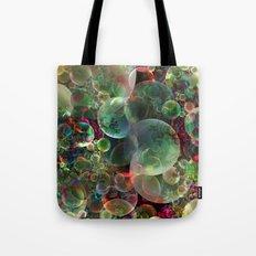 Soap Bubbles Tote Bag