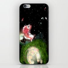 Birth of a Nebula iPhone & iPod Skin