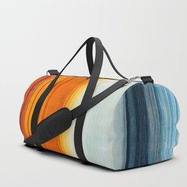 Yellowstone Orange Duffle Bag