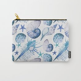 Sea Life Pattern 07 Carry-All Pouch
