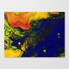 Sustain Canvas Print
