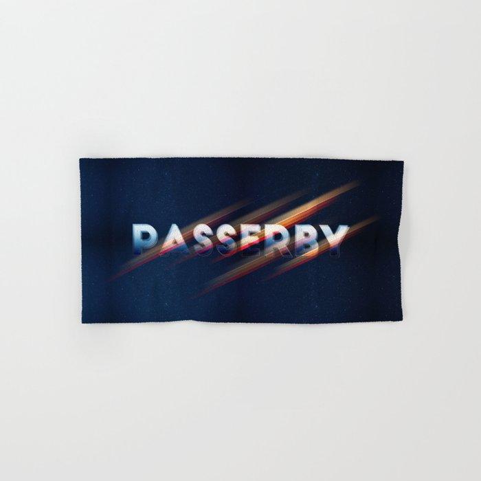 PASSERBY Hand & Bath Towel