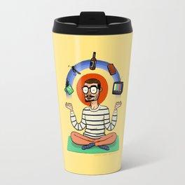 Centered Travel Mug