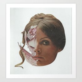 If Looks Could Kill Art Print