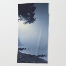 I feed on you Beach Towel