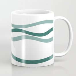 sea is blue Coffee Mug