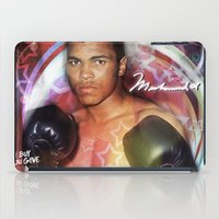 ali iPad Cases featuring Ali #2 by YBYG