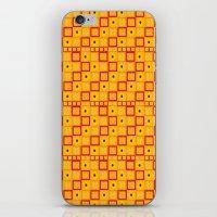 klimt iPhone & iPod Skins featuring Klimt by kociara