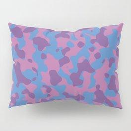 Girly Girl Camouflage Pillow Sham