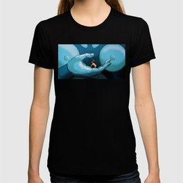 TERR MEETS TIVA IN FANTASTIC PLANET T-shirt