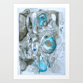 Abstract 1 Art Print