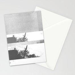 UFO Glitch Stationery Cards