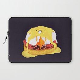 Egg Benedict Laptop Sleeve