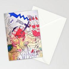 sarah tonin Stationery Cards