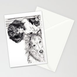 Best Pals Stationery Cards