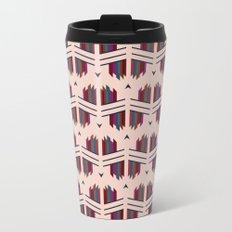 Coral Crystal Travel Mug