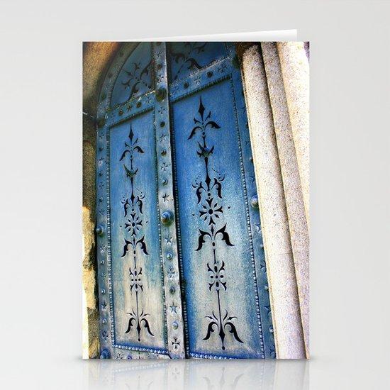Knock, Knock Stationery Cards