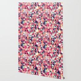 Lovely Geometric Background Wallpaper