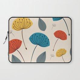 Dandelions in the wind Laptop Sleeve