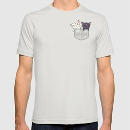 Pocket Kitties T-shirt