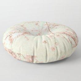 """""""Pink Rapture"""" Floor Pillow"""