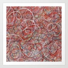 Movimento Art Print