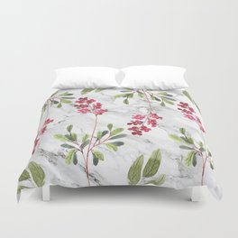 Berries Tale Duvet Cover
