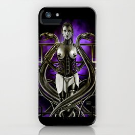 Dolls - Robot Lucy iPhone Case
