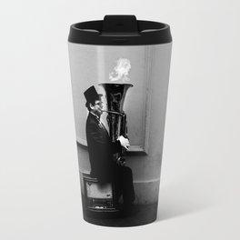 Tuba Fire Travel Mug