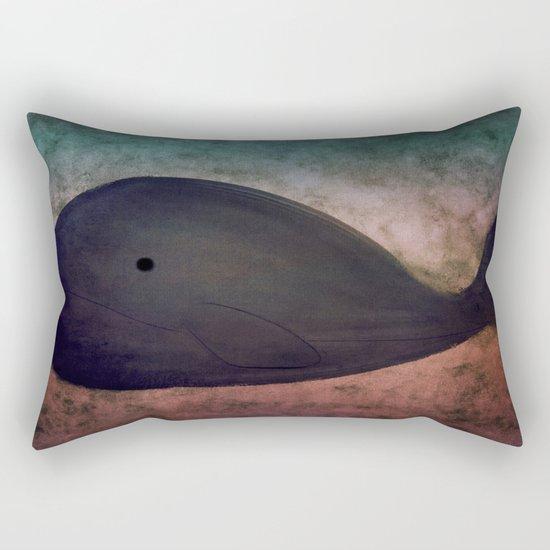 Whale-167 Rectangular Pillow